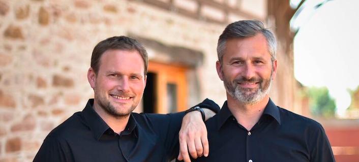 Damien et Lionel Valdan - Cofondateurs - Dirigeants actuels