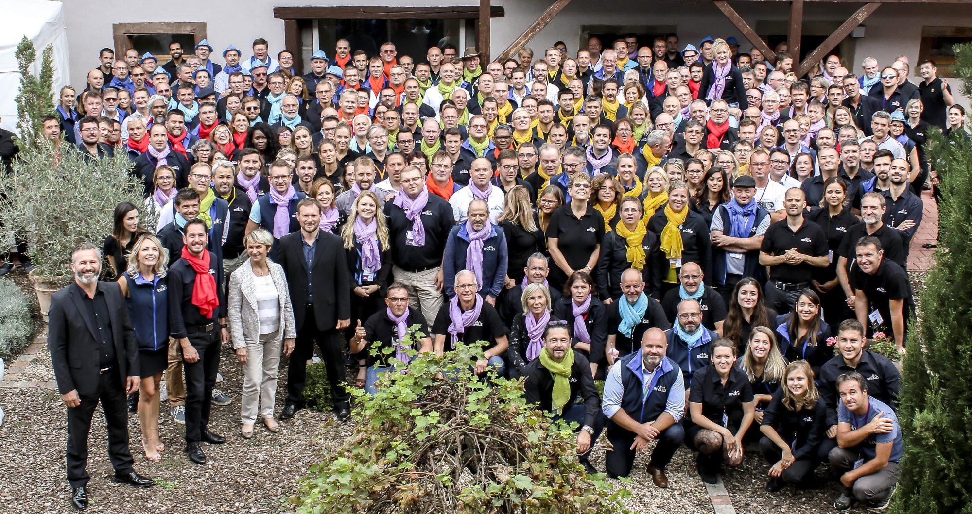 Rivalis - 1er réseau d'accompagnement des dirigeants d'entreprise